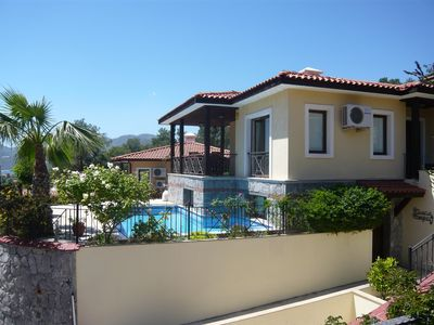 Photo for Villa + Private Pool & garden; Sea & Mountain Wheelchair & Child Friendly