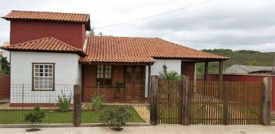 Photo for Large house, comfort. and airy in Bichinho, historical center of Tiradentes