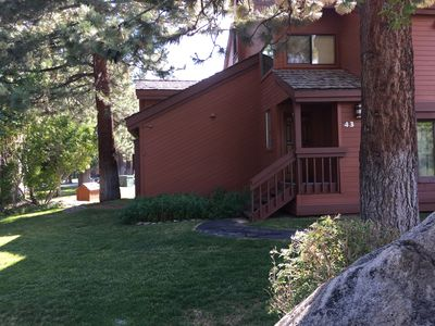 Photo for Snowcreek Resort - 3 BR/Loft/3 BA, Comfortable & Cozy