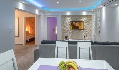 """Photo for New 4* apartment """"Orto"""" in center of Trogir"""