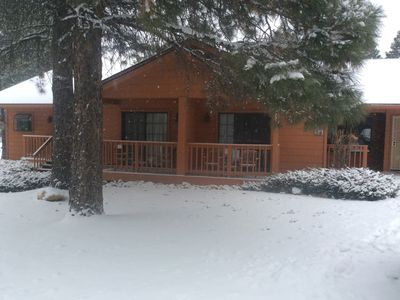 Photo for Flagstaff condo for the New Year!