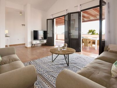 Photo for Puerto del Carmen Villa, Sleeps 6 with WiFi