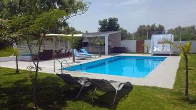 Photo for beautiful  villa near the city of chania and the sea