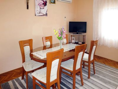 Photo for Apartment Haus Milka (SRD413) in Starigrad-Paklenica - 6 persons, 3 bedrooms