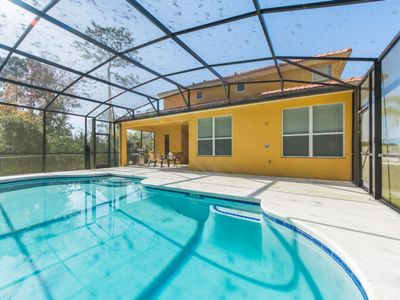 Photo for Large Pool Area Less than 8 miles from Disney!