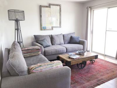 Photo for Beautiful Cozy 1 Br Riverfront Condo, Walk to Downtown & Stadiums