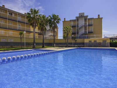 Photo for LAS TERRAZAS, Apartment located in quiet area, with WIFI.