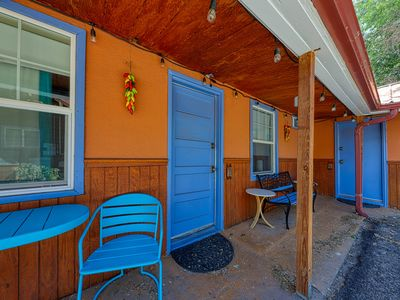 Photo for Downtown suite w/ shared hot tub - 5 miles to Arches National Park!