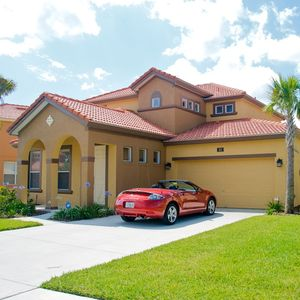 Photo for Beautiful Watersong Villa w/SF Pool & Spa, Grill, Arcade GM, 12 miles to Disney