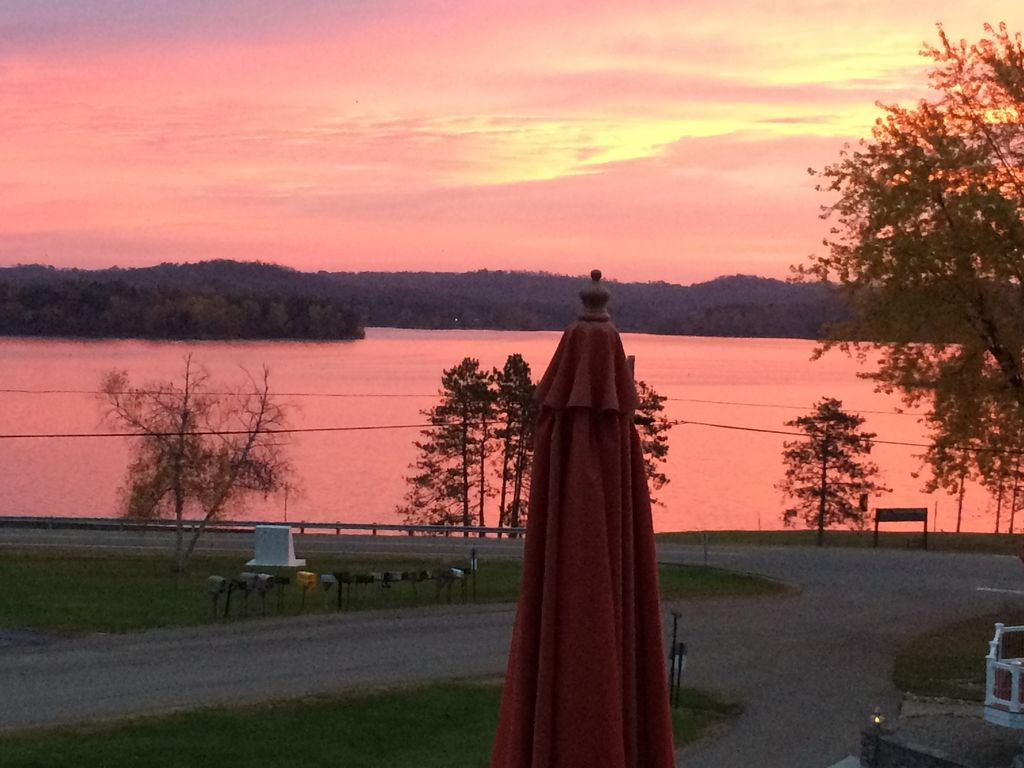 Everything is better at the Lake! Relax and unwind