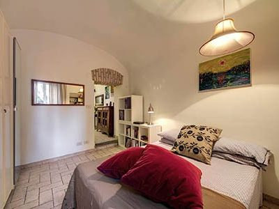 Photo for Apartment in the historical center of Rome for 2 people