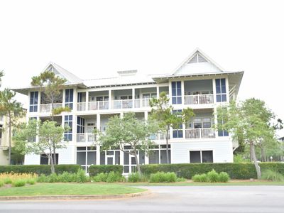 Photo for Beautiful 2 BR Watercolor Condo/Across from Beachclub/Next to Wine World!!