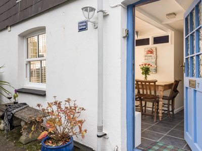 Photo for THIMBLE COTTAGE, family friendly in Mevagissey, Ref 23091