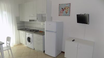 Photo for 2BR Apartment Vacation Rental in Eraclea Mare, Veneto