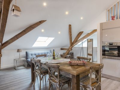 Photo for Charming loft of 100m2 classified 4 ****