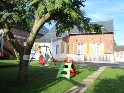 Photo for cottage with games room and gym in Omiécourt