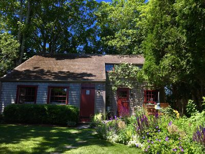 Photo for Historic 2BR  Cottage In The Heart Of Old Nantucket Town