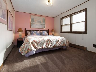 Photo for Spacious 3BR 1ba with Dishwasher Kitchen Four Miles Dtwn 11% Savings July/August