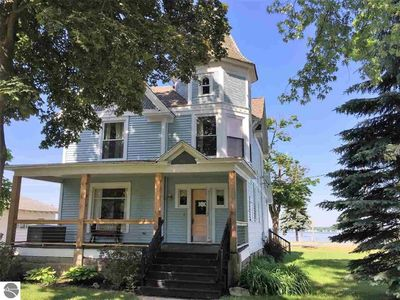 Photo for Large Remodeled Historic Victorian Cottage With Panoramic Lake Missaukee Views