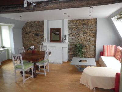 Photo for charming duplex Lannion prox downtown. Ploumanac'h / Perros-Guirec