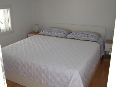Photo for Two bedroom apartment with terrace and sea view Vela Luka (Korčula)