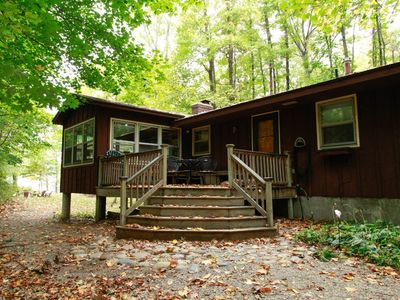 Photo for Gorgeous Lake Michigan views in this family & pet friendly home!