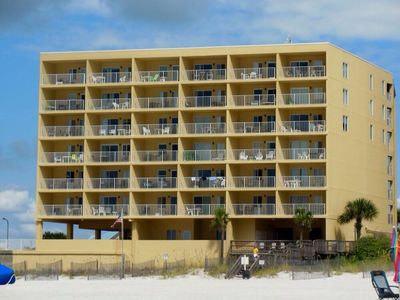 Photo for Beautiful gulf front condo in the heart of Orange Beach