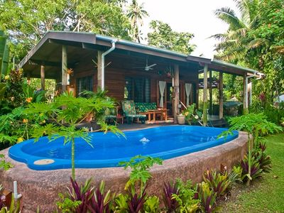 Tropic Splendor Beachfront Cottage