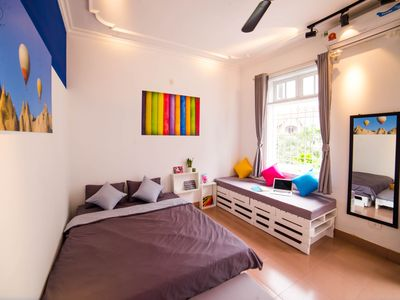 Photo for Sunkissed & Colorful suite-West Lake-Em Am Homestay
