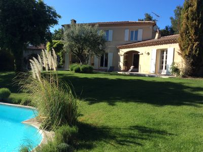 Photo for Beautiful villa in Aix