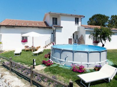 Photo for Vacation home Masseria Difesa Grande (MOB100) in Montenero di Bisaccia - 9 persons, 4 bedrooms
