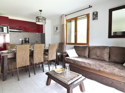 Photo for 2BR Condo Vacation Rental in Saint Gervais les Bains