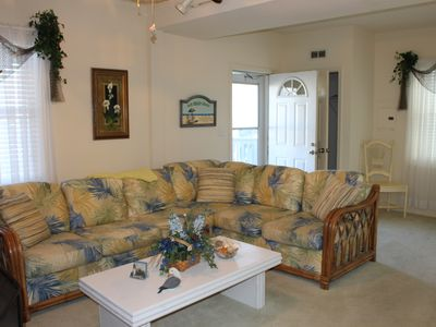 Photo for Beach/Boardwalk Block! Family friendly condo in best location!