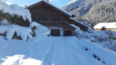 Photo for 4 bedroom chalet - 8 people - (Ideal Family, Group of friends)