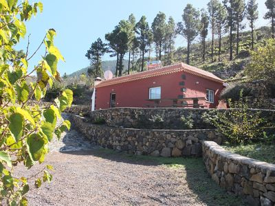 Photo for Casa Rustica in Cumbre Vieja Natural Park stunning views and ultimate privacy!