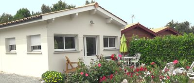 Photo for New residence in Médoc close to the ocean, lac d'hourtin and the forest