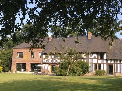 Photo for Beautiful and luxurious property in Normandy, quiet and comfortable place.