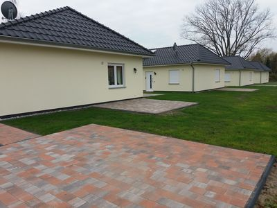Photo for Newly built bungalow 2018 in Gnies, Ralswiek, barrier free,