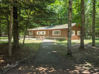 Photo for Musky Manor - Unit 2 - POV Resort Cabins - Social Distancing at its Best - Musky Manor - Unit 2 | So