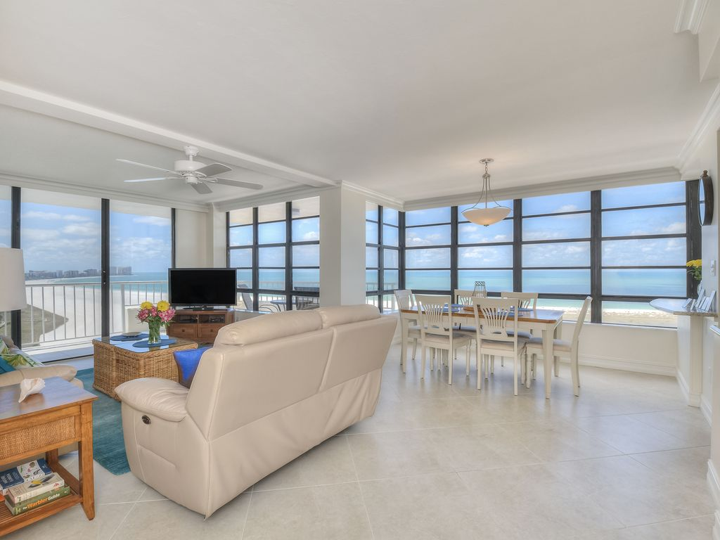 Beachfront Condo Renovations : Stunning beachfront total renovation beac homeaway