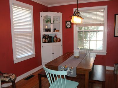 Photo for Masters Rental! Adorable cottage only 2.8 miles away from the Augusta National!