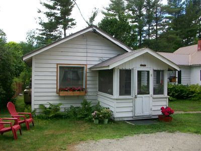 Photo for Keene Cozy Cottage in the Heart of the Adirondack Mountains!
