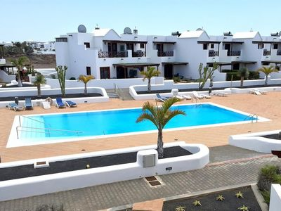 Photo for 2BR Apartment Vacation Rental in Playa Blanca, Canarias