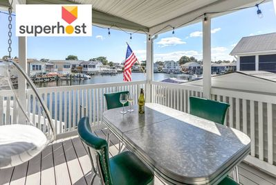 Bay views are so relaxing and beautiful all year round! Superhost with over 100 5-star ratings!