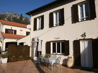 Photo for Chalheureux cottage on the heights near Menton Monaco and beaches