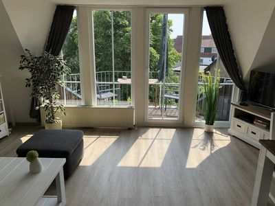 Photo for 2-room duplex apartment - Apartment Friesenhof Apartment G