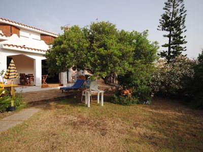 Photo for VILLA 150 METERS FROM THE BEACH WITH LARGE GARDEN