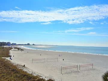 Upham Beach, St. Pete Beach, FL, USA