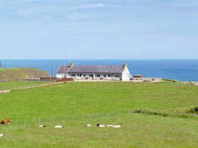 Photo for 2 bedroom accommodation in Pennan, near New Aberdour