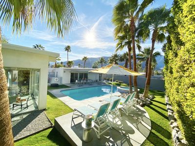 Photo for Twenty Three Palms - Featured on Modernism Week Home Tour!